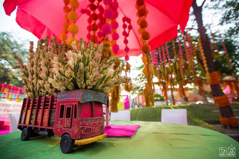 the wedding decoration ideas!:the oberoi, going bananas photography, shruti sharma makeup artist, sabyasachi couture pvt ltd