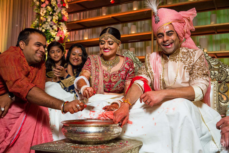 the wedding rituals!:the oberoi, going bananas photography, shruti sharma makeup artist, sabyasachi couture pvt ltd