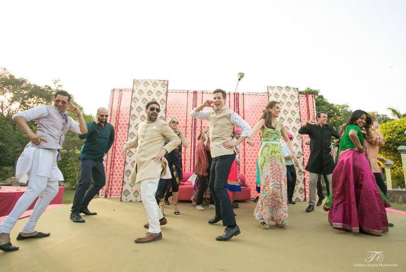 the dapper groom!:tuhina chopra photoworks, the powder room, anita dongre