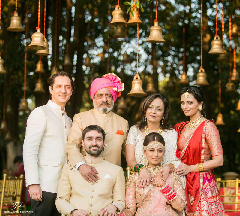 the family click!:tuhina chopra photoworks, the powder room, anita dongre