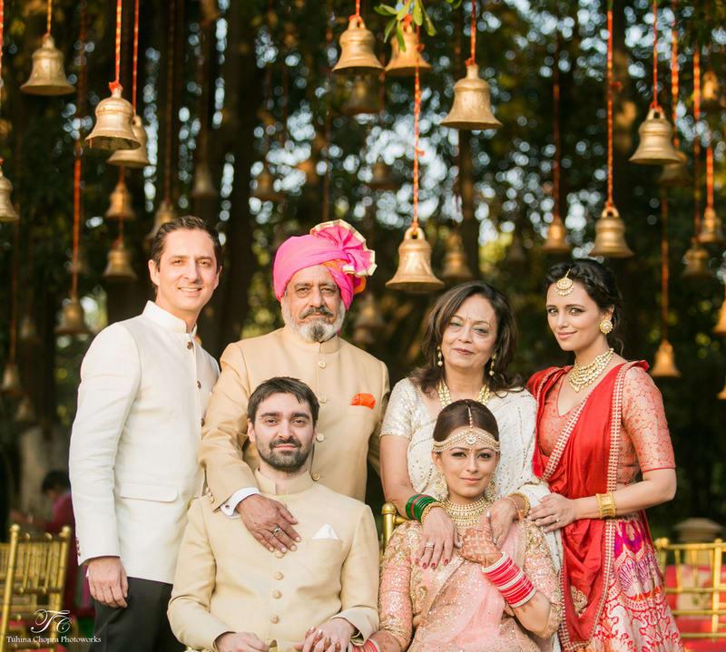 the family click!:tuhina chopra photoworks, the powder room, anita dongre