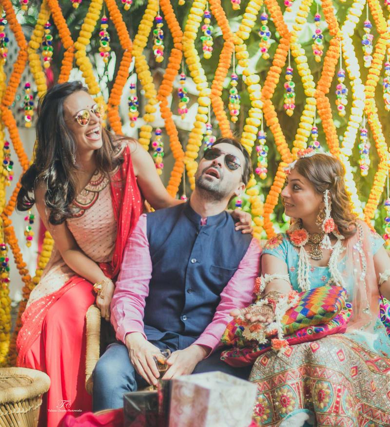 the royal wedding!:tuhina chopra photoworks, the powder room, anita dongre