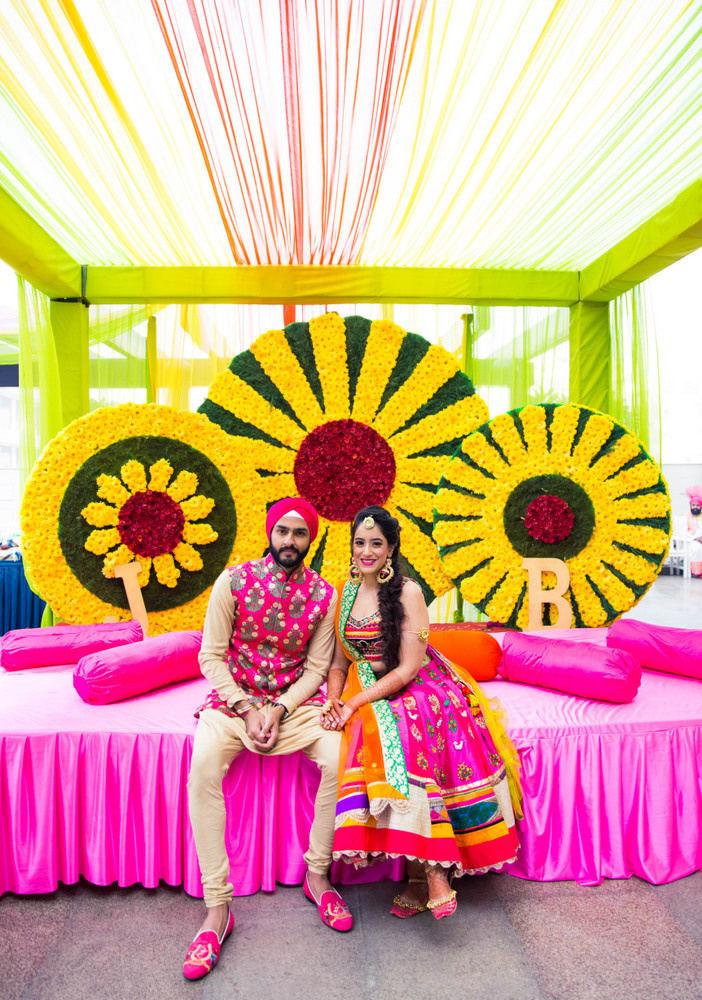 the grand wedding!:raju mehandi arts, the piccadily, mahima bhatia photography, sabyasachi couture pvt ltd, qbik, falguni and shane peacock