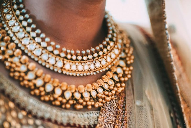 the bridal jewels!:malabar gold and diamonds, shyamal and bhumika, sabyasachi couture pvt ltd