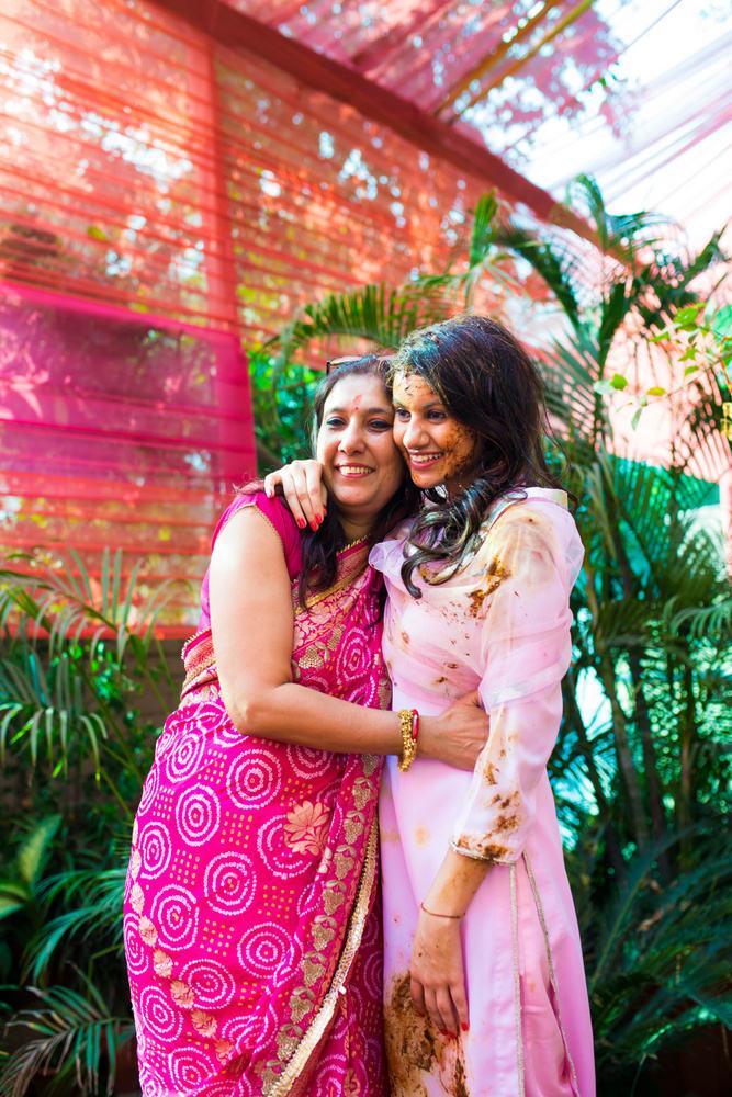 the pretty bride!:avnish dhoundiyal photography, varun bahl, rani pink
