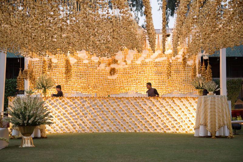 the wedding decoration ideas!:avnish dhoundiyal photography, varun bahl, rani pink