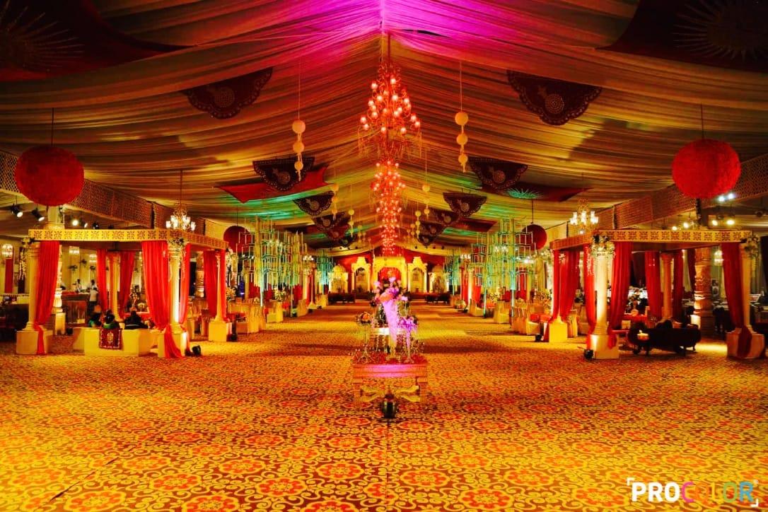 the grand wedding!: