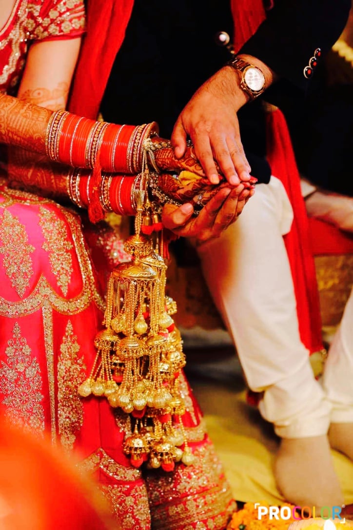 the wedding rituals!: