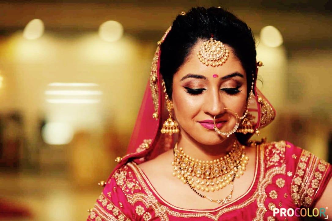 the gorgeous bride!: