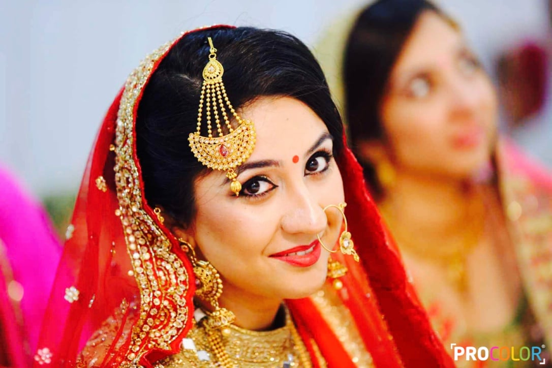 the bride neeharika!:
