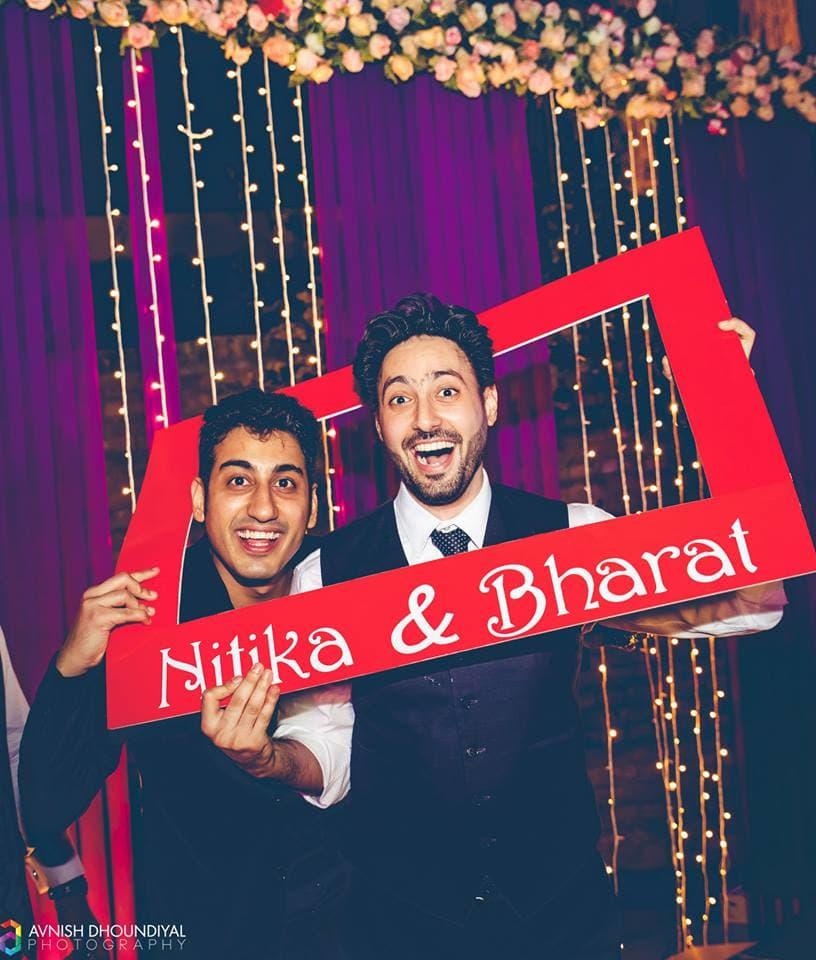 nikita and bharat by avnish dhoundiyal photography:avnish dhoundiyal photography