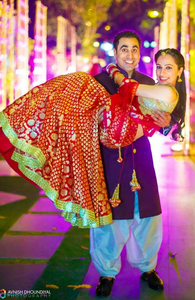 perfect couple:avnish dhoundiyal photography