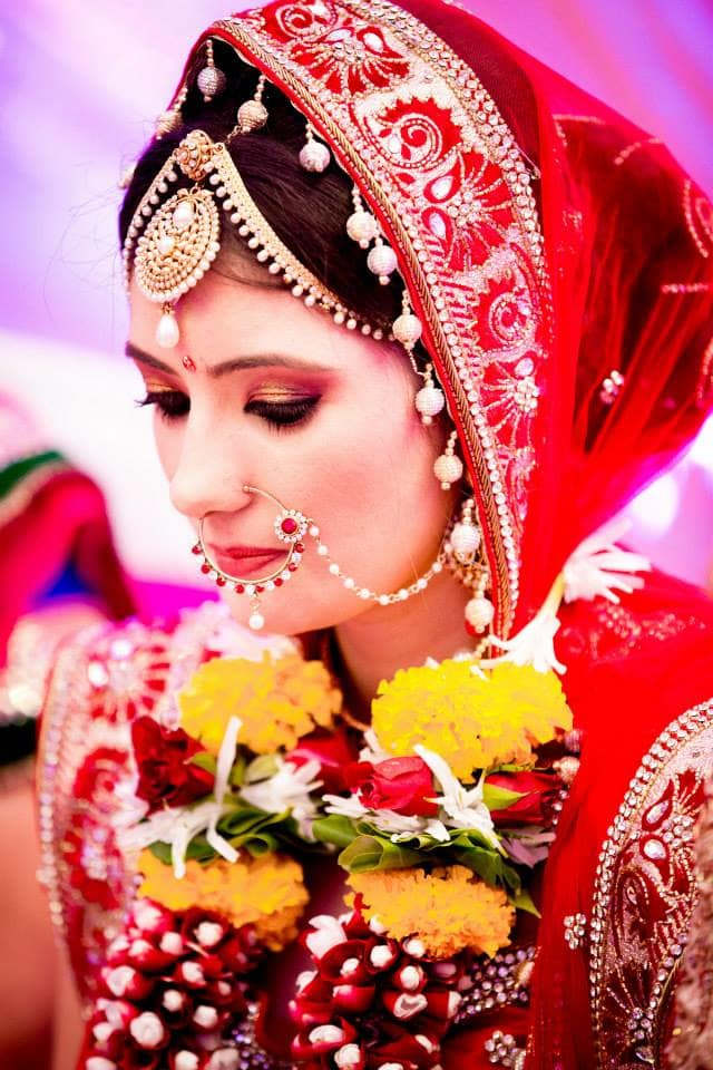 beautiful bridal clicks:girl in pink photography