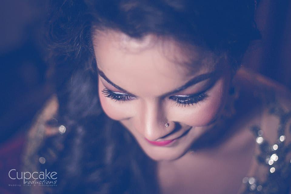 beautiful eye makeup:cupcake productions