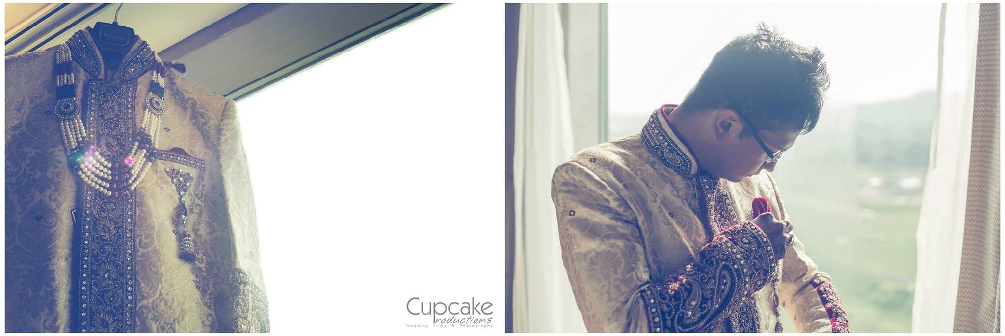 grooms outfit:cupcake productions