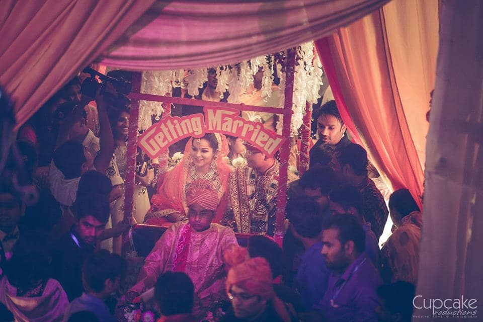 wedding masti:cupcake productions