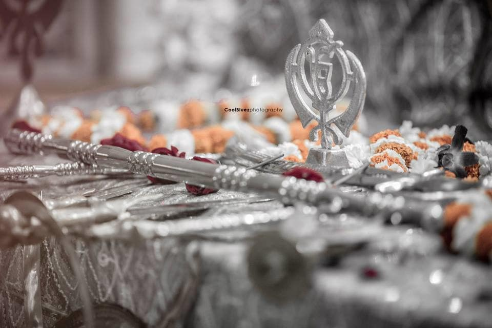 sikh wedding:coolbluez photography