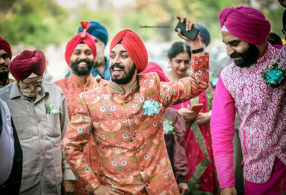 masti in baraat:coolbluez photography