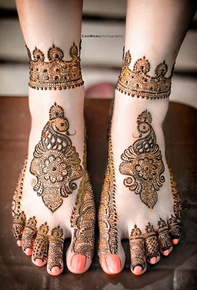 beautiful mehndi design:coolbluez photography