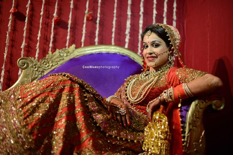 bridal outfits:coolbluez photography