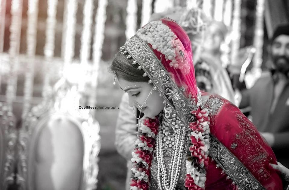beautiful bridal wear:coolbluez photography