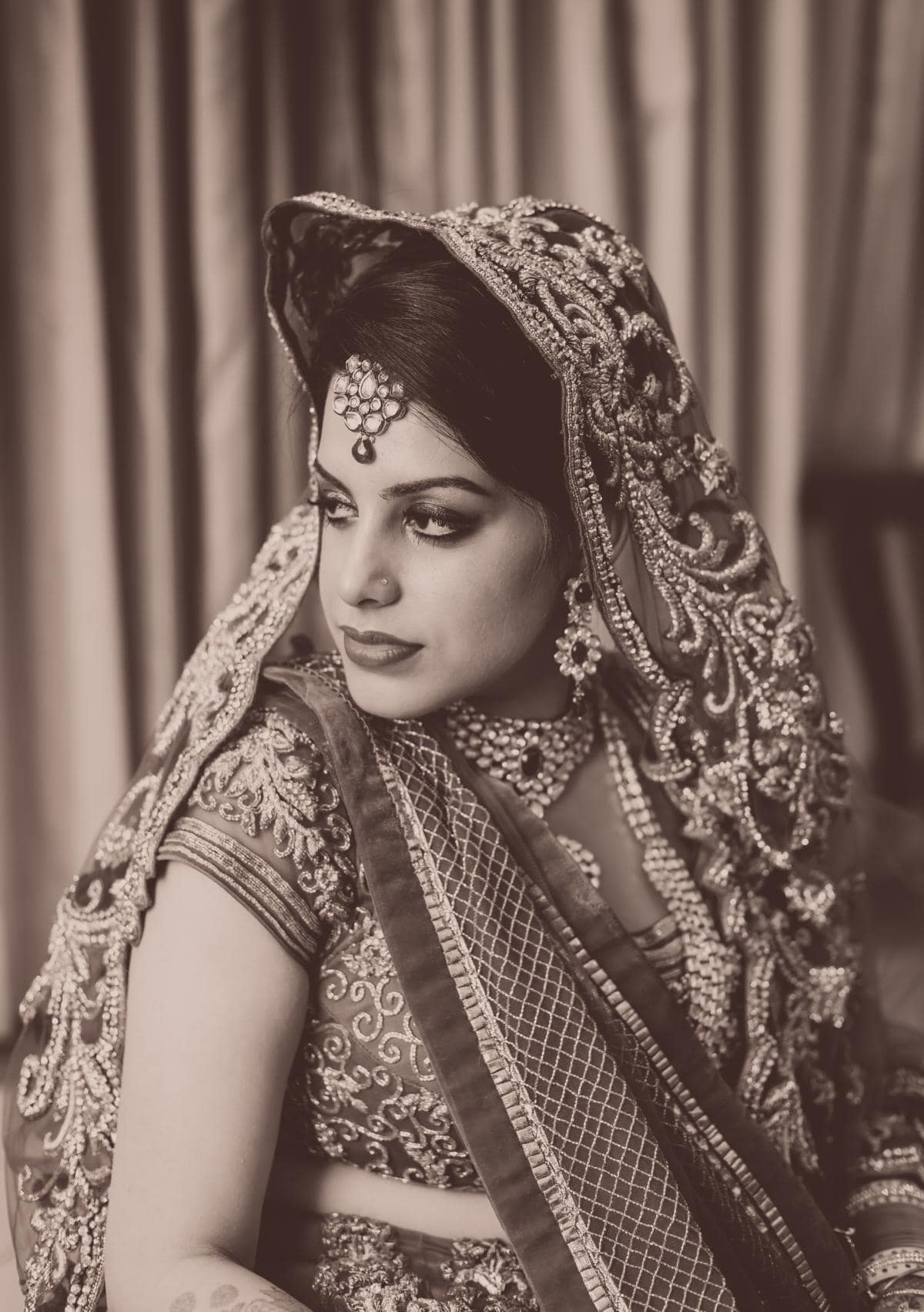 bridal photography:kuntal mukherjee photography