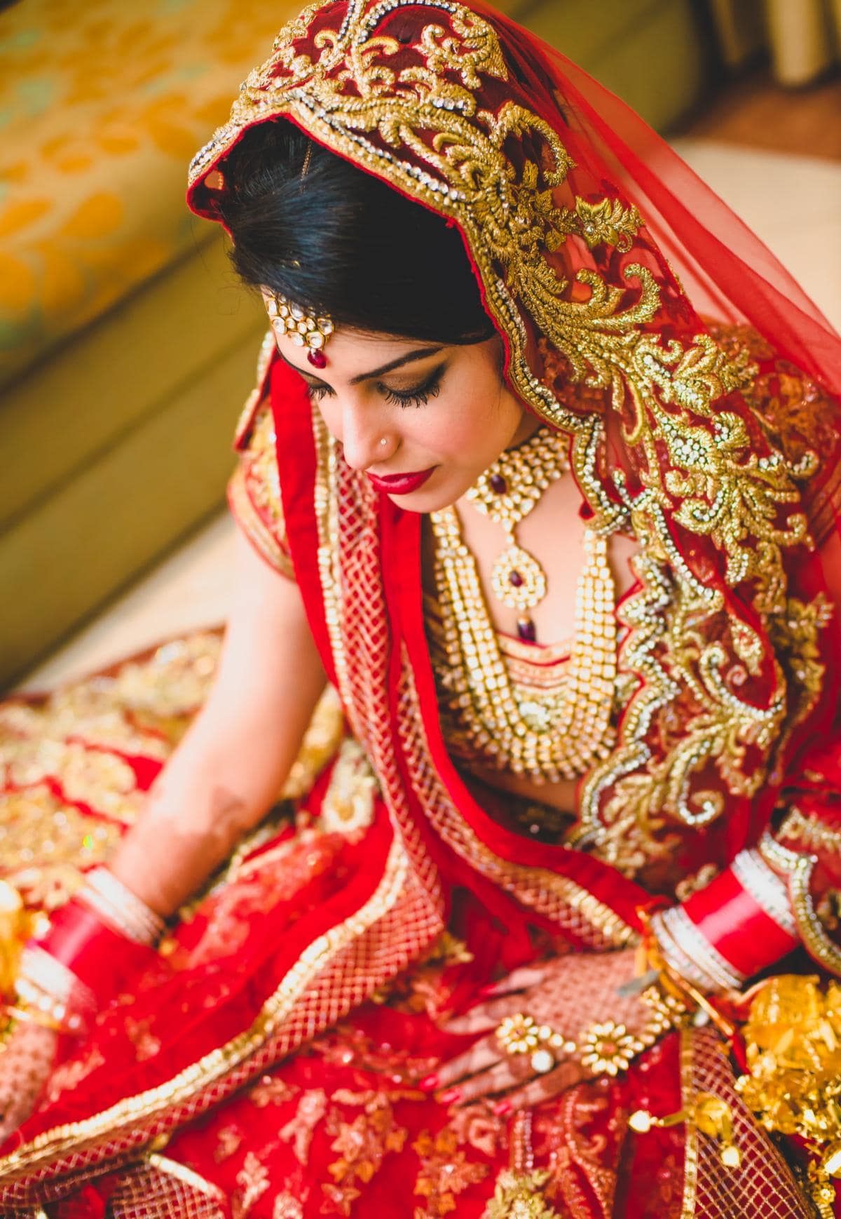 beautiful bridal wear:kuntal mukherjee photography