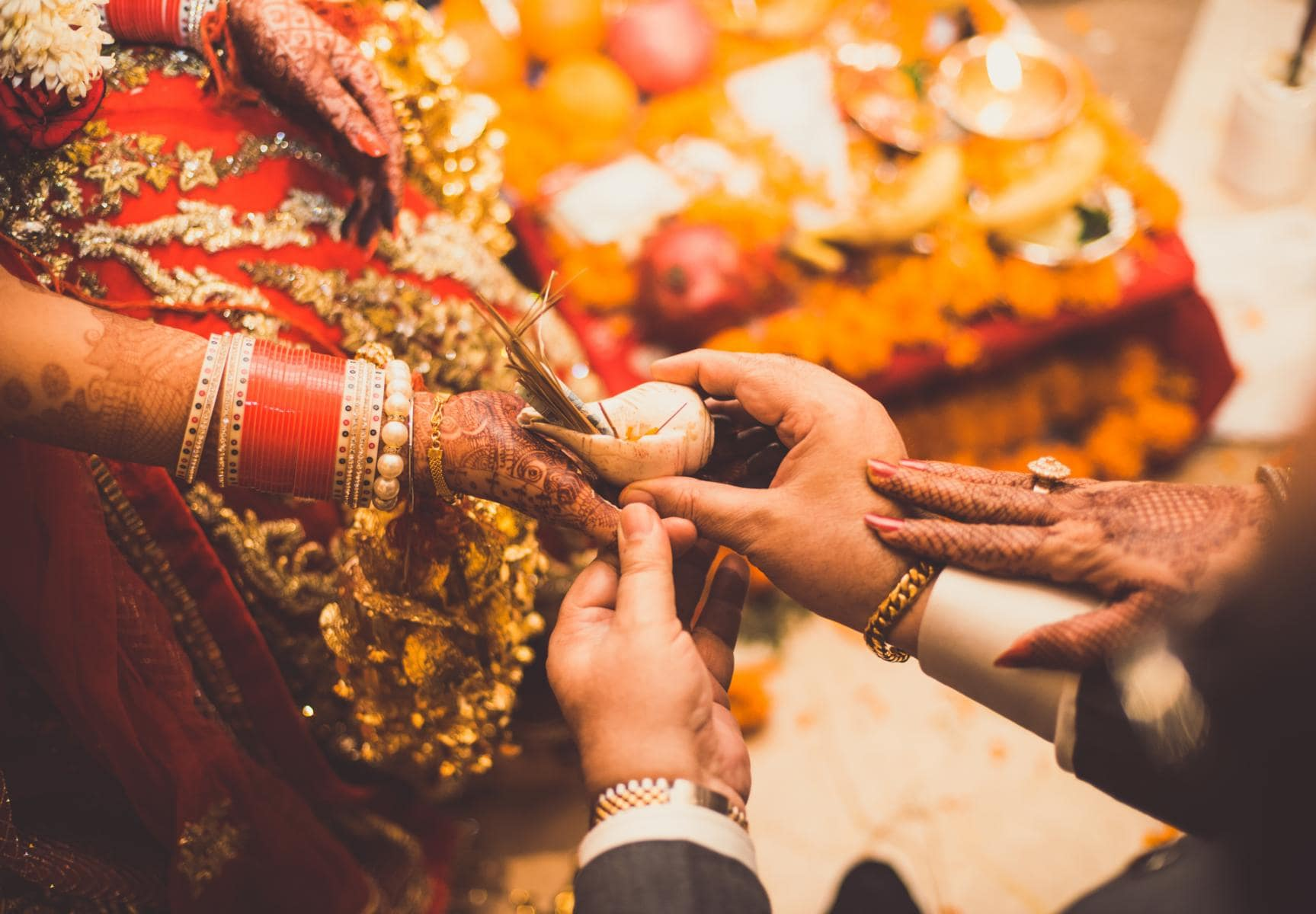 wedding rituals:kuntal mukherjee photography