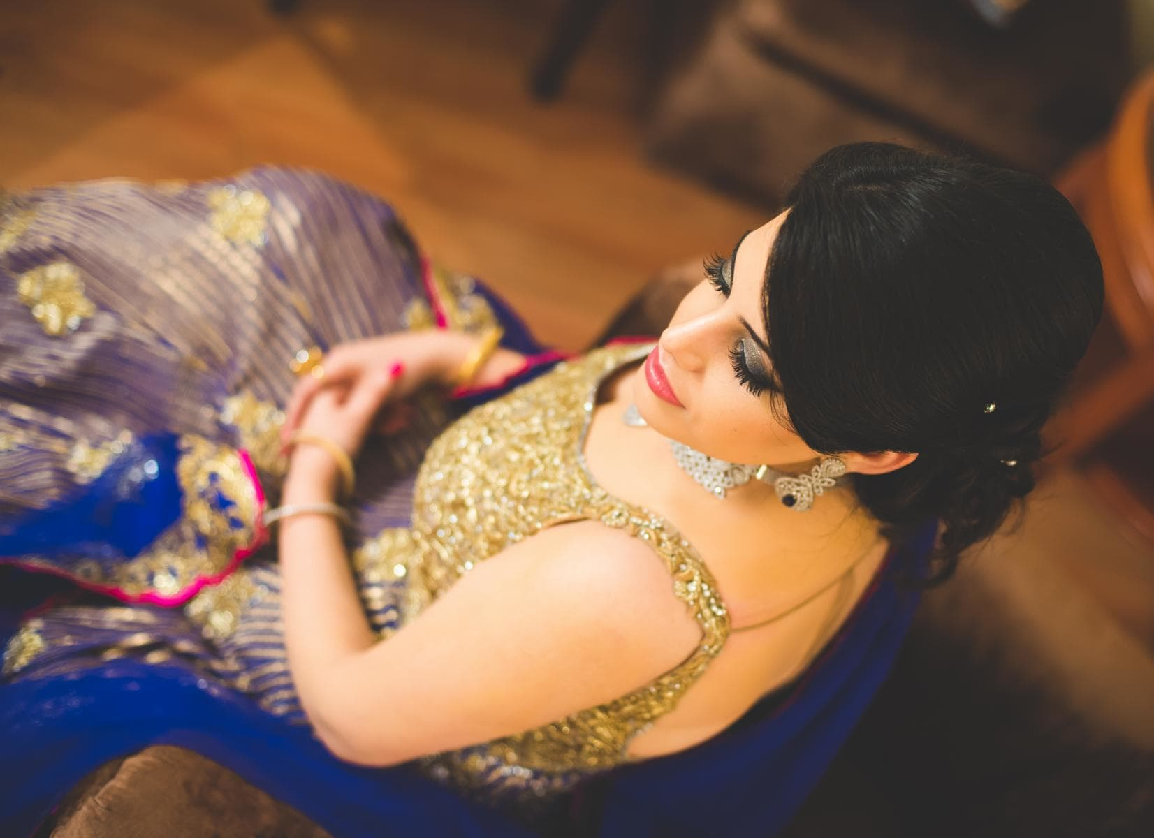 sangeet outfits:kuntal mukherjee photography