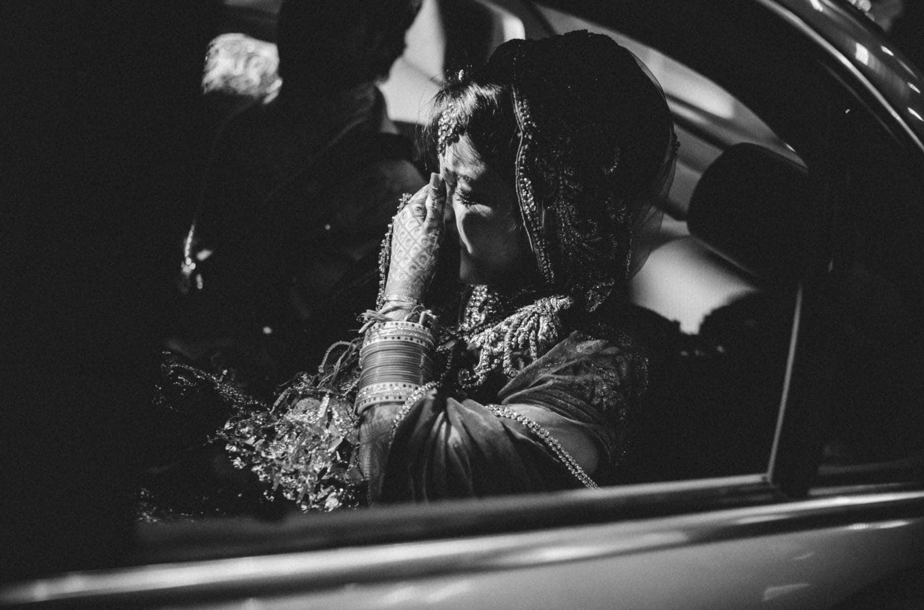 bidaai ceremony:kuntal mukherjee photography