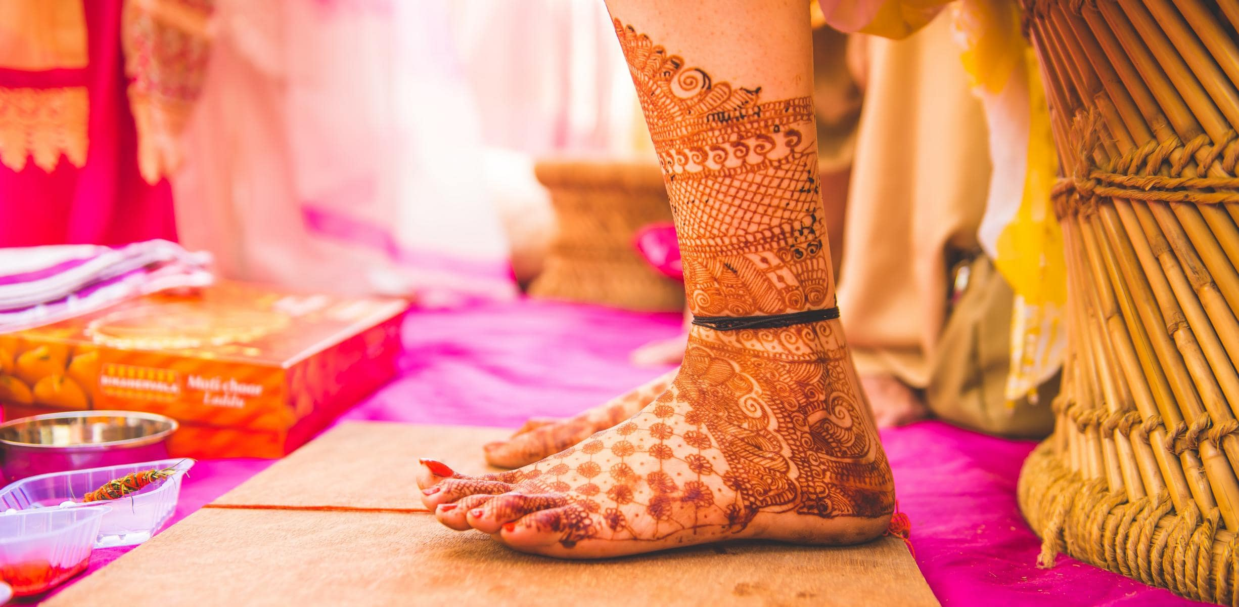 bridal mehndi:kuntal mukherjee photography