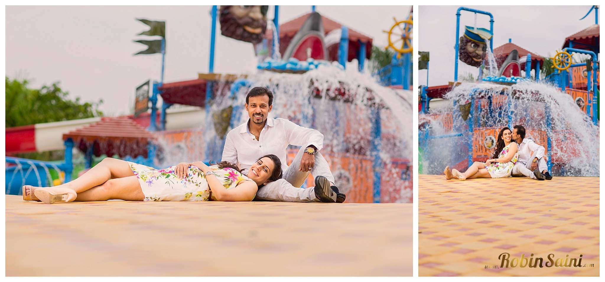 pre wedding lovable moments:robin saini photography
