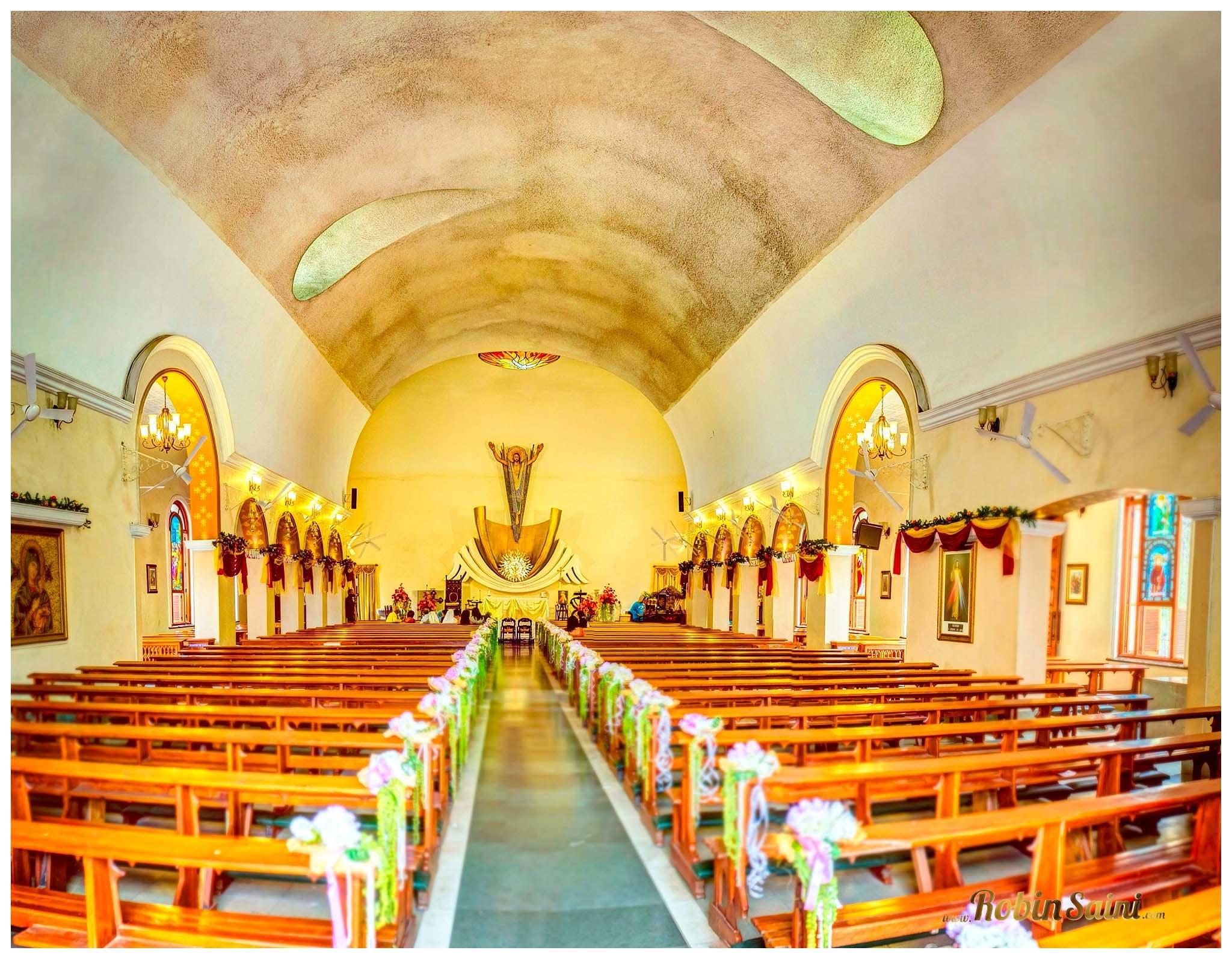 wedding venue church:robin saini photography