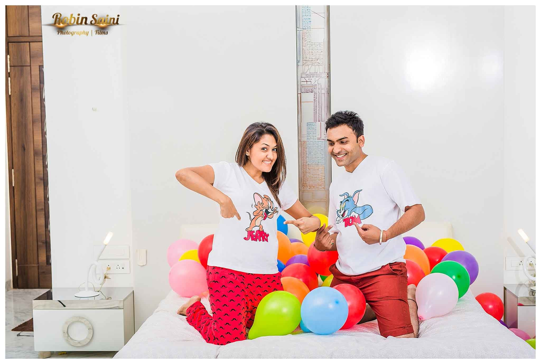pre wedding masti:robin saini photography