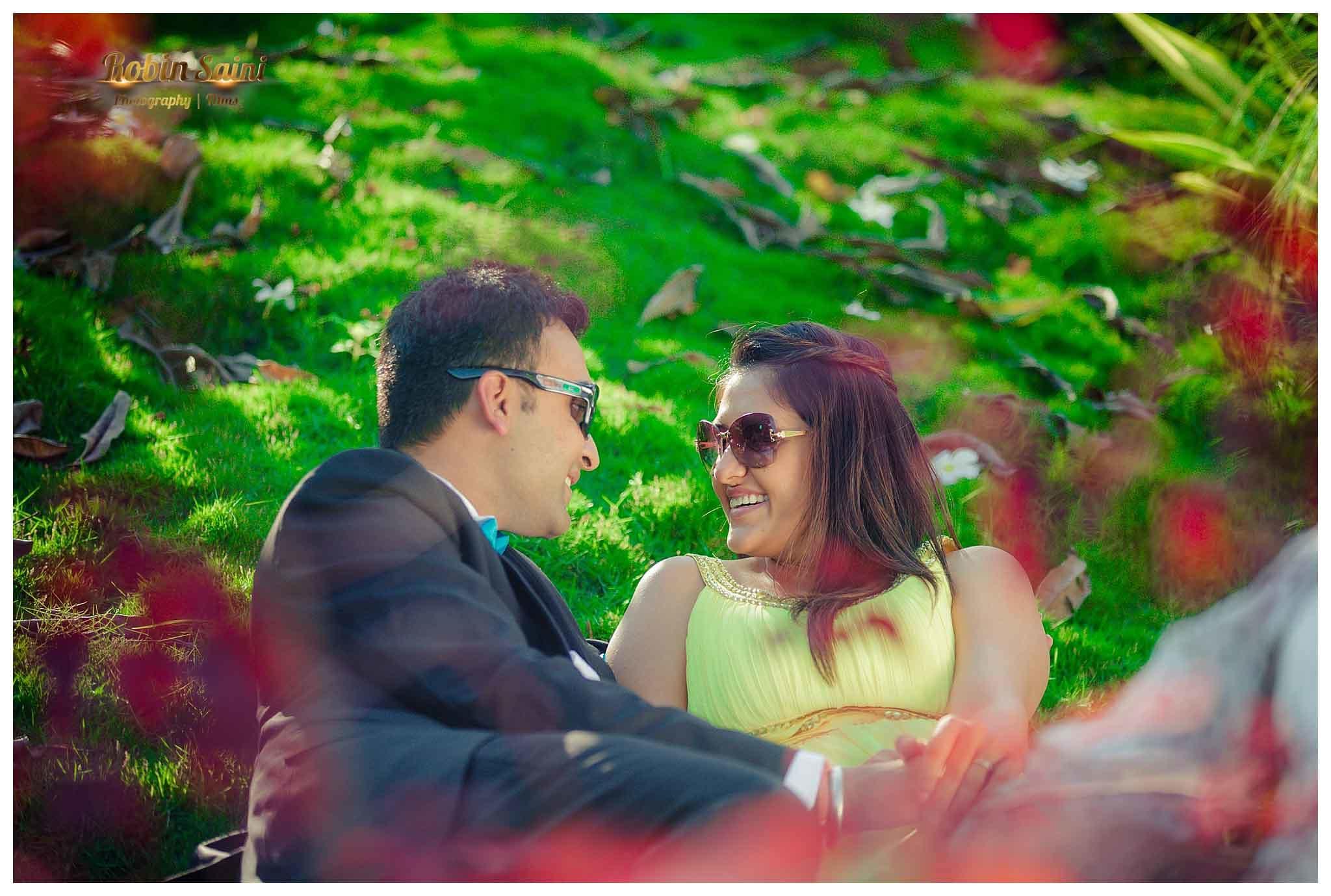 pre wedding photography:robin saini photography