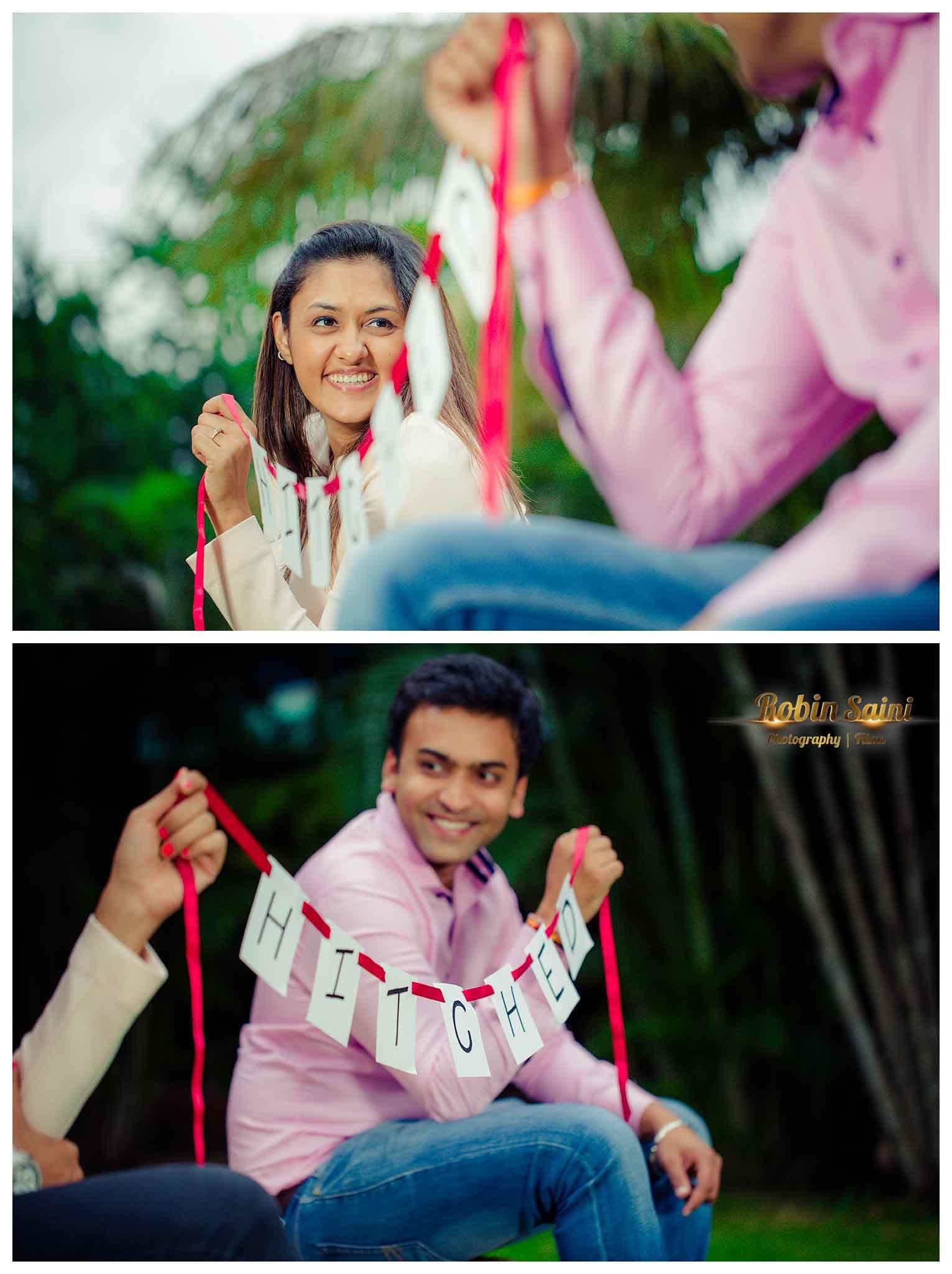 pre wedding candid clicks:robin saini photography