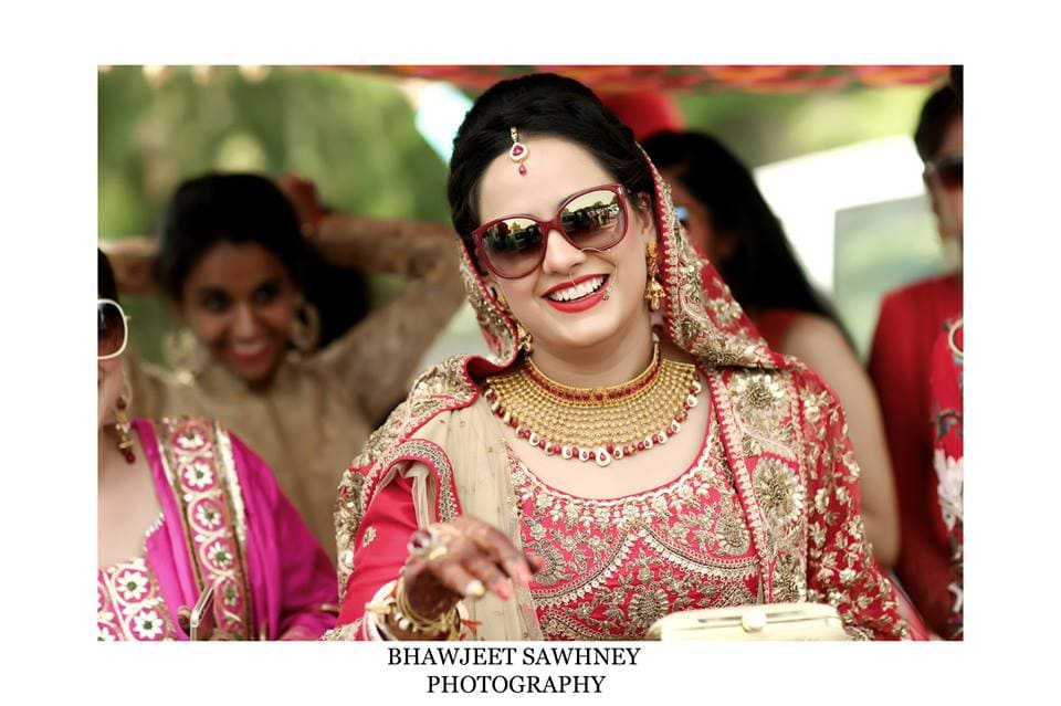 bridal photography: