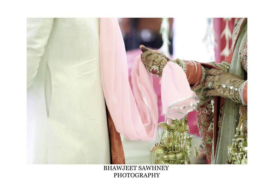 wedding ritual phere: