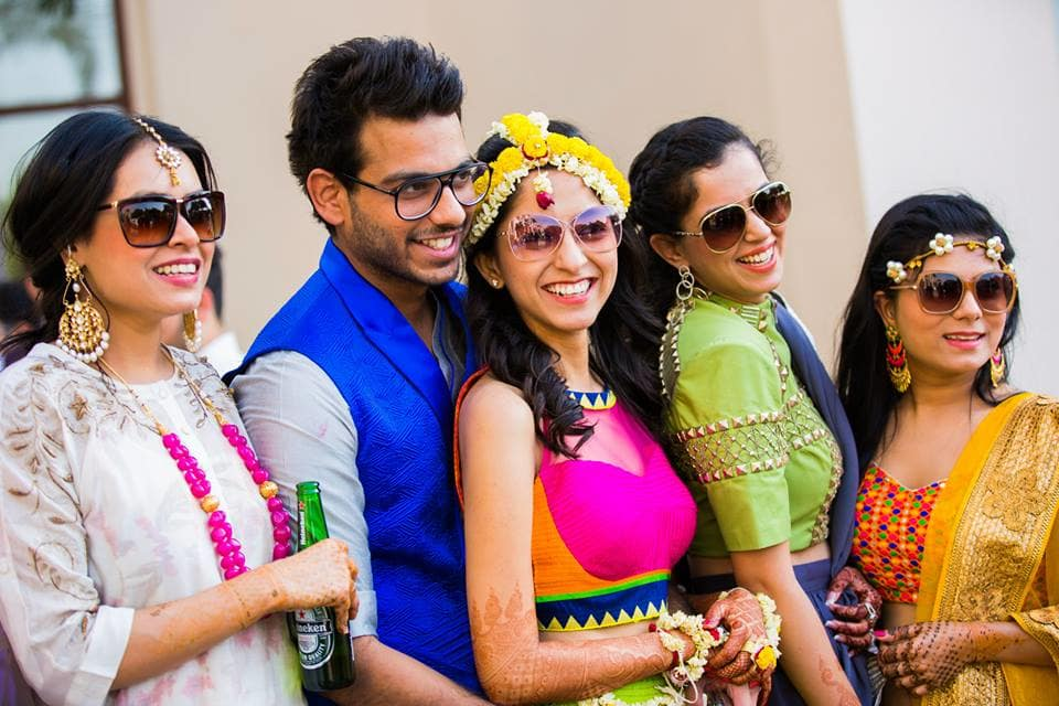 masti with friends:mahima bhatia photography