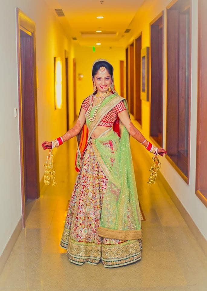 bridal click:mahima bhatia photography