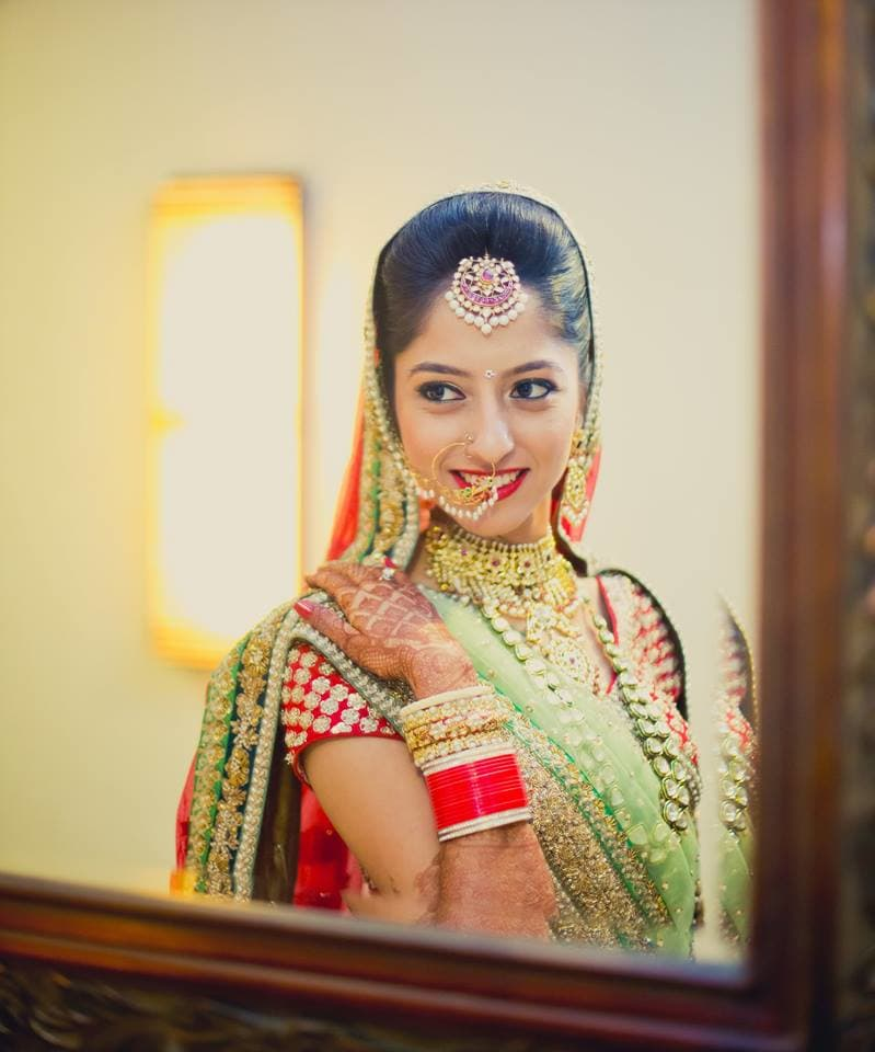 beautiful bridal photography:mahima bhatia photography