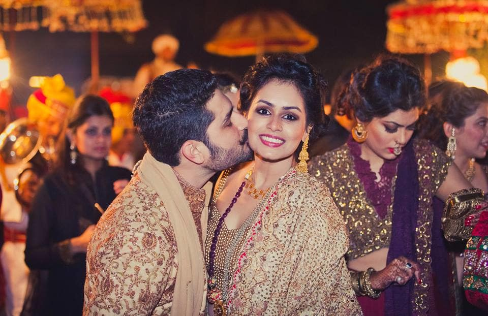 beautiful couple click:mahima bhatia photography