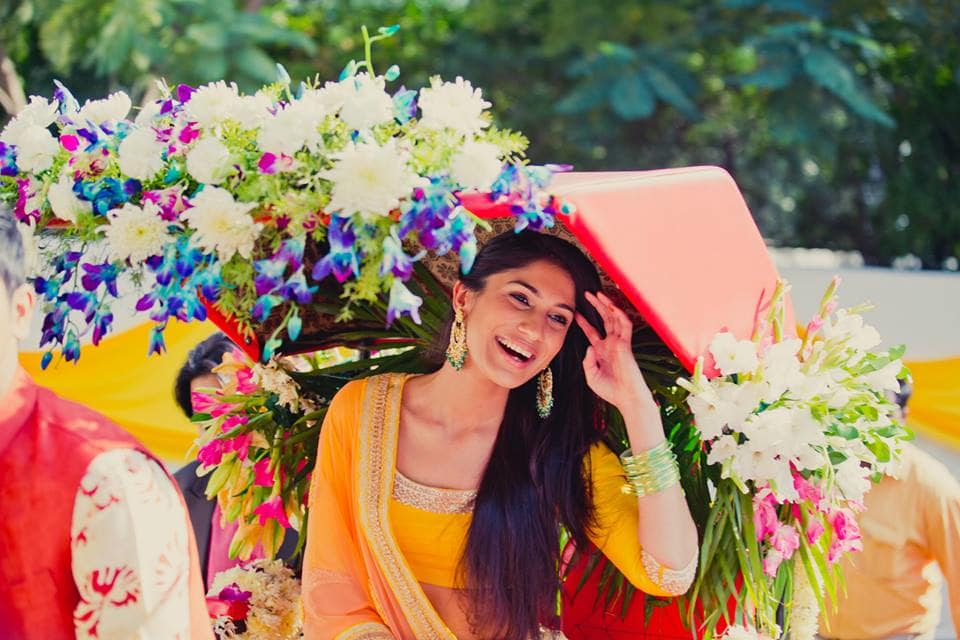 masti in sangeet:mahima bhatia photography