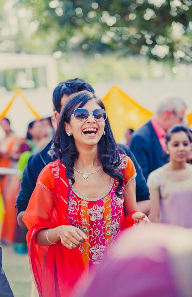 sangeet ceremony:mahima bhatia photography
