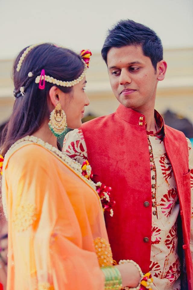 couple photograph:mahima bhatia photography