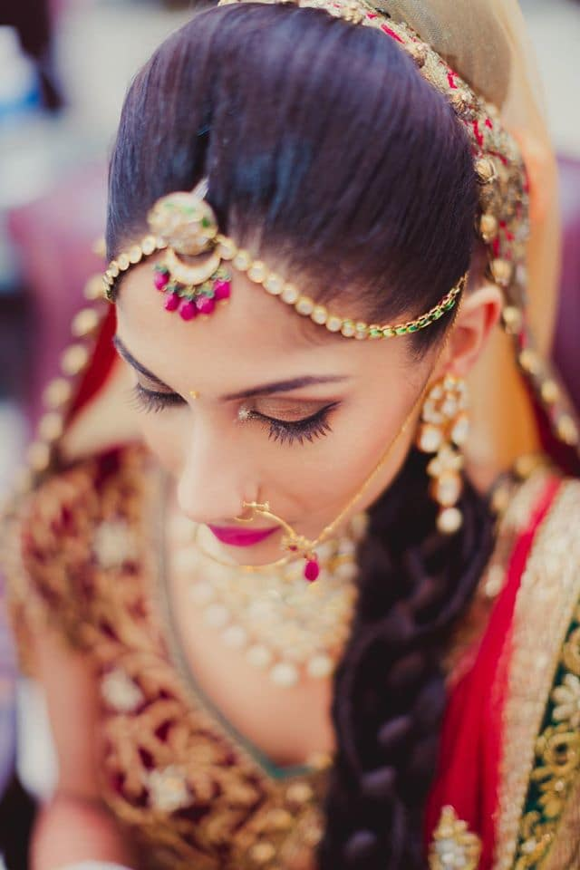 bridal click:mahima bhatia photography