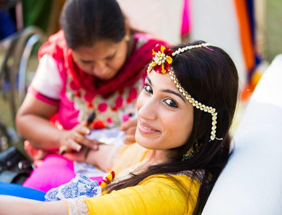 mehndi ceremony:mahima bhatia photography