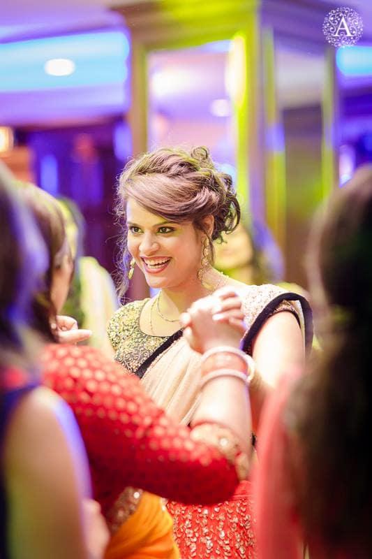 sangeet dance:amour affairs