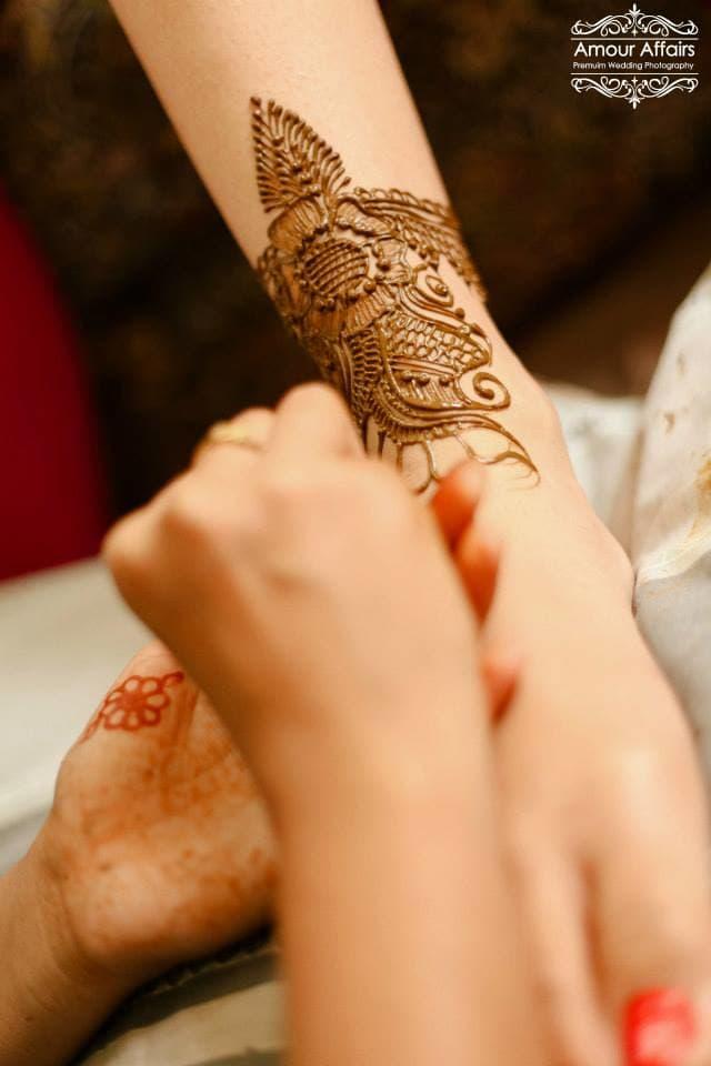 mehndi ceremony:amour affairs