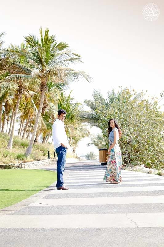 couple click at beautiful place:amour affairs